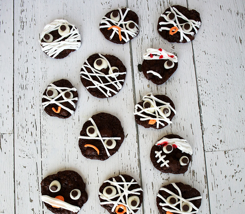 Black Forest Cookies Recipe — Dishmaps
