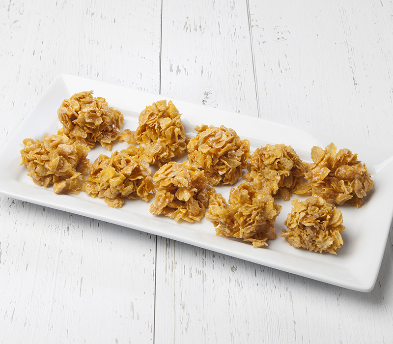 CHEWY NO BAKE CEREAL COOKIES